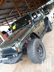 Jeep Wrangler 2008 Green | Cars for sale in Central Region, Kampala