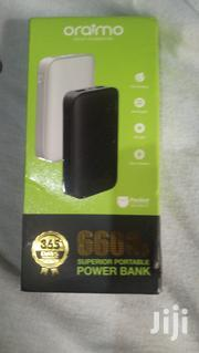 Oraimo Portable Powerbank 6600mah,Dual Output   Accessories for Mobile Phones & Tablets for sale in Central Region, Kampala