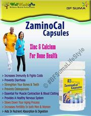 Zaminocal Capsules | Vitamins & Supplements for sale in Central Region, Kampala