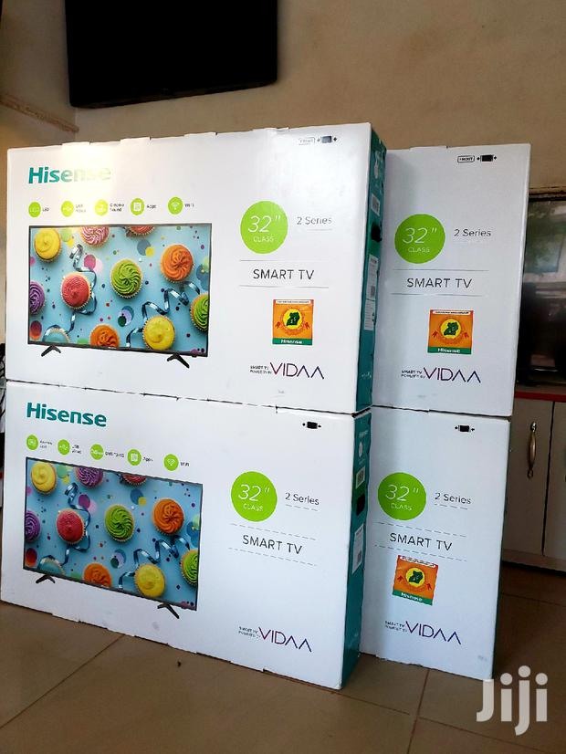 Brand New Hisense 32inch Digital Satellite Led Tvs