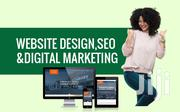 Website Design And Digital Marketing | Computer & IT Services for sale in Central Region, Kampala