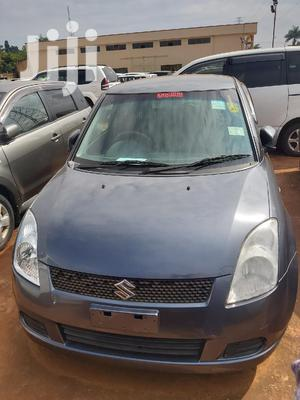 Suzuki Swift 2005 Gray