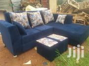 Royal Blue Sofa | Furniture for sale in Central Region, Kampala