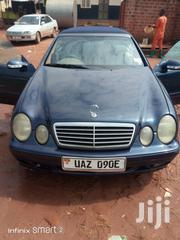 Mercedes-Benz CLK 1999 Blue | Cars for sale in Central Region, Kampala