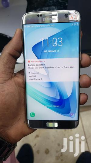 New Samsung Galaxy S7 edge 32 GB Silver