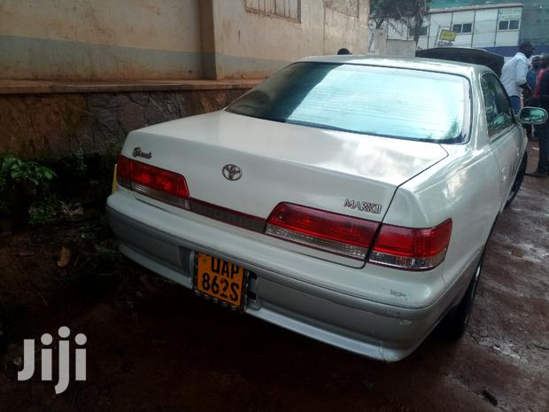 Archive: Toyota Mark II 1996 White
