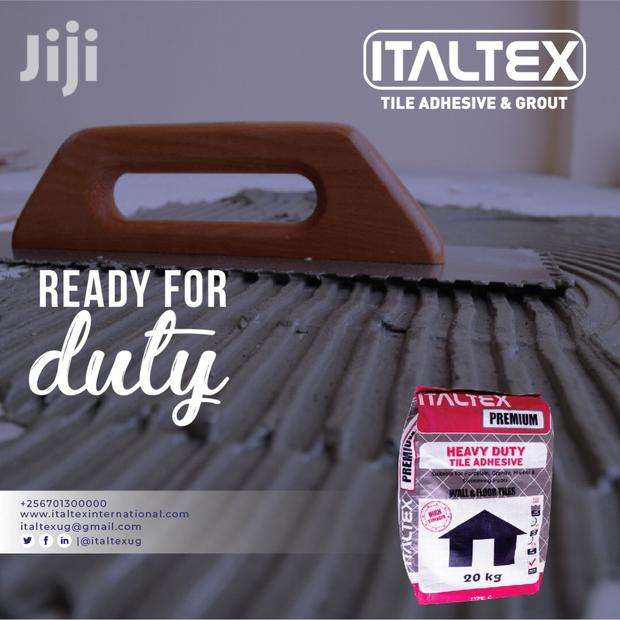 Archive: Italtex Tile Adhesive And Grout