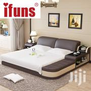 Wanda Leather Beds Readily Available at Factory Prices | Furniture for sale in Central Region, Kampala