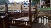 Used 6 By 6 German Bed With Matress At 800k | Furniture for sale in Central Region, Kampala