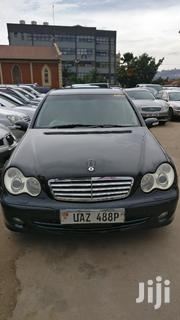 Mercedes-Benz C200 2005 Black | Cars for sale in Central Region, Kampala