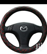 Stylish Leather Steering Covers   Vehicle Parts & Accessories for sale in Central Region, Kampala