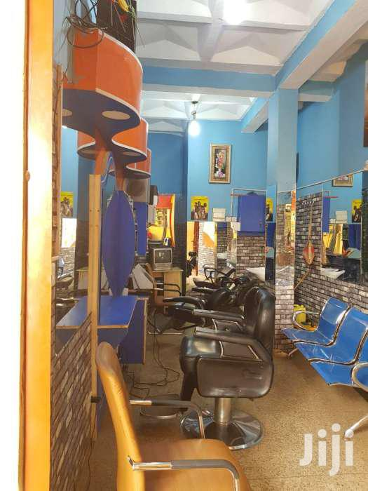 Archive: Saloon For Sale KYENGERA