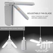 Led Super Bright Foldable Fan Blade Light E27 Pin 36W Adjustable | Home Appliances for sale in Central Region, Kampala