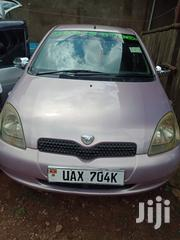 Toyota Vitz 2002 Gray | Cars for sale in Central Region, Kampala