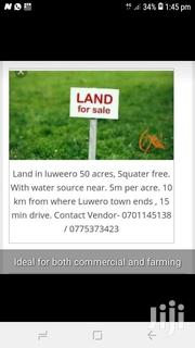 Farm / Cmmercial Land | Land & Plots For Sale for sale in Central Region, Luweero