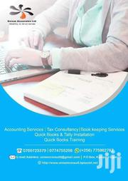 Bookkeeping & Accounting Services | Tax & Financial Services for sale in Central Region, Kampala