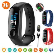 M4 Fitness Tracker Smart Watch | Smart Watches & Trackers for sale in Central Region, Kampala