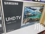 Samsung UHD 4K TV 43 Inches   TV & DVD Equipment for sale in Central Region, Kampala