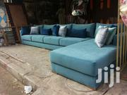 Wide Blue Sofa Set | Furniture for sale in Central Region, Kampala