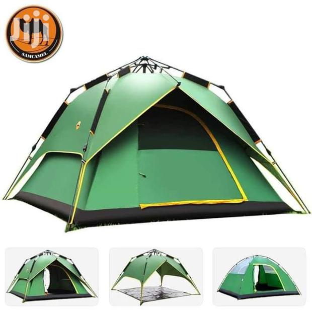 Automatic Camping Tent.