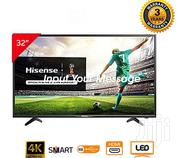 Hisense 32 Smart LED TV - Black | TV & DVD Equipment for sale in Central Region, Kampala