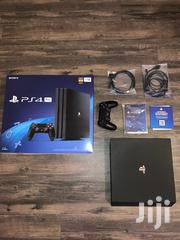 Sony Playstation 4 Pro 1TB 4K Console - Jet Black | Video Game Consoles for sale in Central Region, Kampala