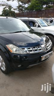 Nissan Murano 2004 Black | Cars for sale in Central Region, Kampala