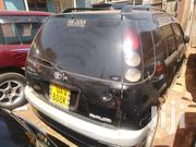 Toyota Raum 2000 Black   Cars for sale in Central Region, Kampala