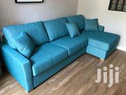 Marins Blue Sofa On Special Orders | Furniture for sale in Central Region, Kampala