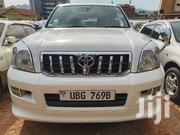 Toyota Land Cruiser Prado 2004 White | Cars for sale in Central Region, Kampala