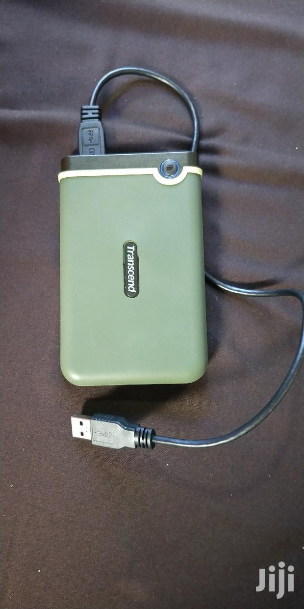 Archive: External Hard Drive 1tb Trancend 1month Old