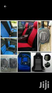 Collection Of Sporty Polyester Fabric 5seaters Universal Seat Covers   Vehicle Parts & Accessories for sale in Central Region, Kampala