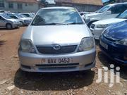 New Toyota Allex 2001 Silver | Cars for sale in Central Region, Kampala