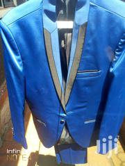 Silk Blue Suit | Clothing for sale in Central Region, Kampala