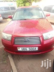 Subaru Forester 2006 2.5 X Automatic Red | Cars for sale in Central Region, Kampala