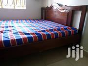 Bed 6*6 With Its Mattress ...1 Month Used | Furniture for sale in Central Region, Kampala