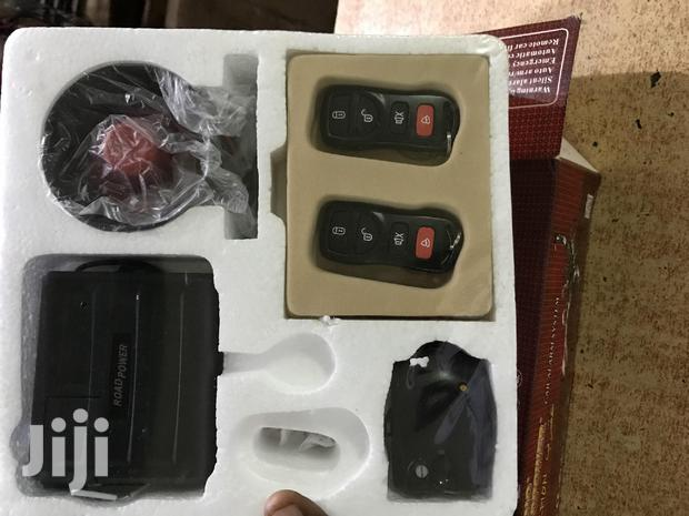 Archive: Car Alarm Security System