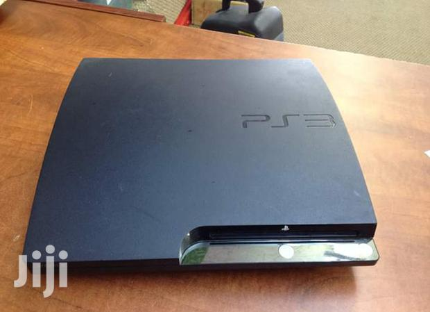 Archive: Playstation 3 Console With 2 Game Pads