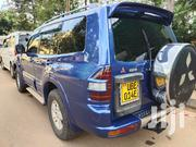 Mitsubishi Pajero 2002 Blue | Cars for sale in Central Region, Kampala