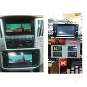 Harrier New Model Car Radio Upgrate | Vehicle Parts & Accessories for sale in Central Region, Kampala
