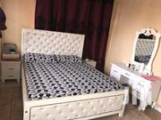 Quality Imported Bed With Mattress and Dressing Table. | Furniture for sale in Central Region, Kampala