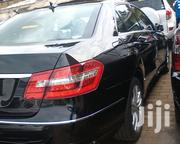 Mercedes-Benz E350 2012 Black | Cars for sale in Central Region, Kampala