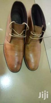 Light Brown Boots. Size 44 | Clothing for sale in Central Region, Kampala