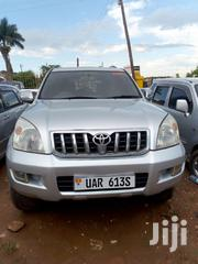 Toyota Land Cruiser Prado 2002 Silver | Cars for sale in Central Region, Kampala