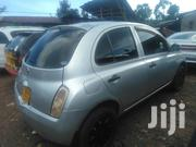 Nissan March 2002 Silver   Cars for sale in Central Region, Kampala