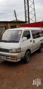 Toyota HiAce 2002 White | Cars for sale in Central Region, Kampala