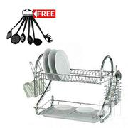 Dish Rack Drainer for Utensils and Cutlery | Kitchen & Dining for sale in Central Region, Kampala