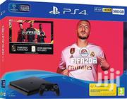 Brand New Ps4 Slim And FIFA 2020 Installed | Video Game Consoles for sale in Central Region, Kampala