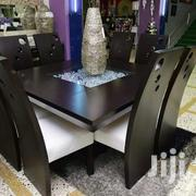 Dinning Set With Stone Glass | Furniture for sale in Central Region, Kampala