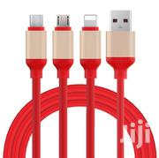3 In 1 USB Cable | Accessories & Supplies for Electronics for sale in Central Region, Kampala